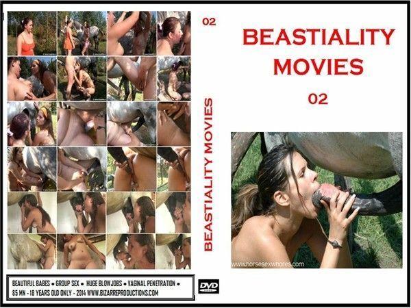 beastiality dvd
